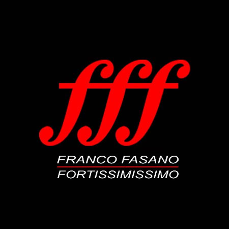 Franco Fasano - Fortissimissimo - cd cover