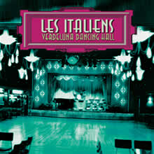 Les Italiens - Verdeluna Dancing Hall - cd cover